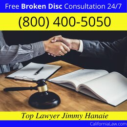 Best Foresthill Broken Disc Lawyer