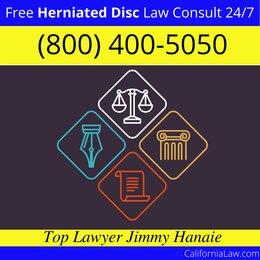 Best Healdsburg Herniated Disc Lawyer