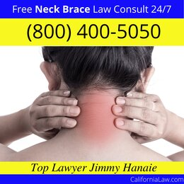Best Irvine Neck Brace Lawyer