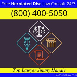 Best Ladera Ranch Herniated Disc Lawyer