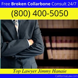 Best Los Gatos Broken Collarbone Lawyer