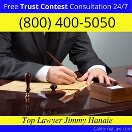 Best Millbrae Trust Contest Lawyer