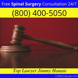 Best Pico Rivera Spinal Surgery Lawyer