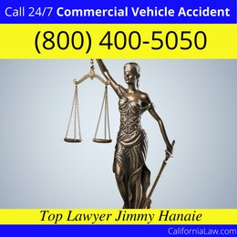 Best Portola Commercial Vehicle Accident Lawyer
