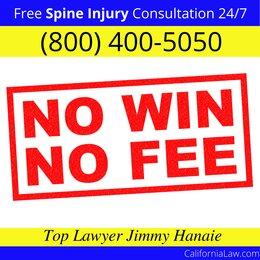 Best San Juan Bautista Spine Injury Lawyer