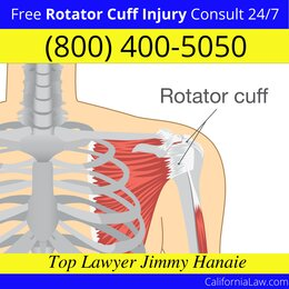 Best San Pablo Rotator Cuff Injury Lawyer