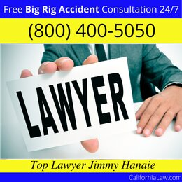 Best Upper Lake Big Rig Truck Accident Lawyer