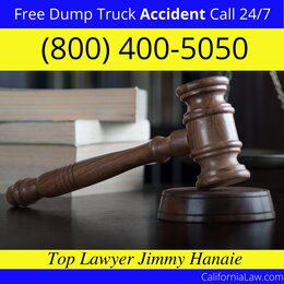 Best Whittier Dump Truck Accident Lawyer