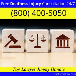 Boulder Creek Deafness Injury Lawyer CA