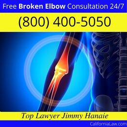 Brandeis Broken Elbow Lawyer