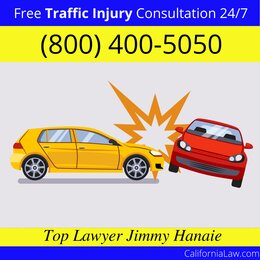 Browns Valley Traffic Injury Lawyer CA