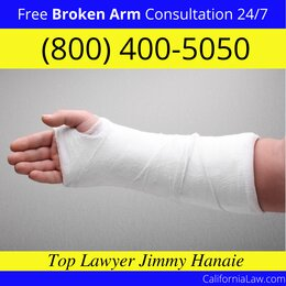 Burlingame Broken Arm Lawyer