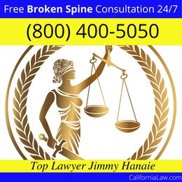 Capay Broken Spine Lawyer