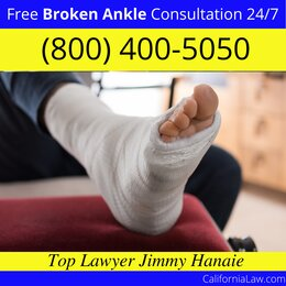 Esparto Broken Ankle Lawyer