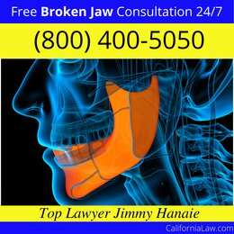 Foothill Ranch Broken Jaw Lawyer