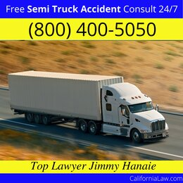 Foothill Ranch Semi Truck Accident Lawyer
