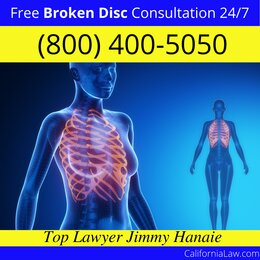 Foresthill Broken Disc Lawyer