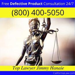 Fort Jones Defective Product Lawyer