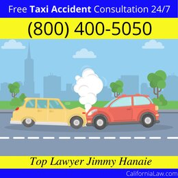 Gazelle Taxi Accident Lawyer CA