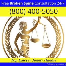 Half Moon Bay Broken Spine Lawyer