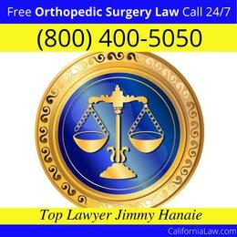 Happy Camp Orthopedic Surgery Lawyer CA