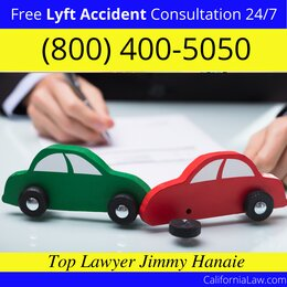 Hoopa Lyft Accident Lawyer CA