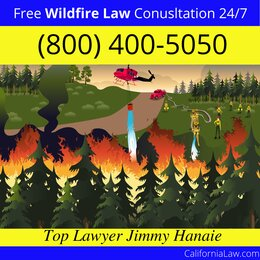 Hoopa Wildfire Victim Lawyer CA