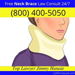Irvine Neck Brace Lawyer