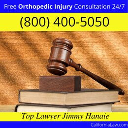 Kingsburg Orthopedic Injury Lawyer CA