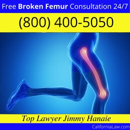 La Verne Broken Femur Lawyer