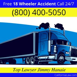 Loma Mar 18 Wheeler Accident Lawyer