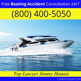 Los Molinos Boating Accident Lawyer CA