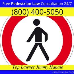 Los Molinos Pedestrian Lawyer