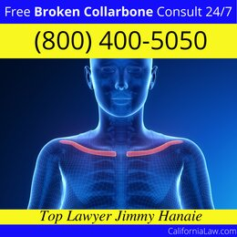 Lost Hills Broken Collarbone Lawyer