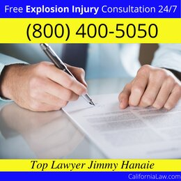 Martell Explosion Injury Lawyer CA