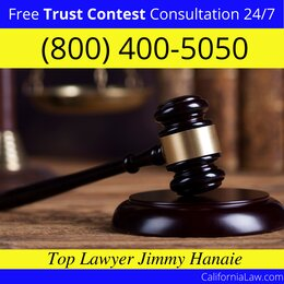 Monrovia Trust Contest Lawyer CA