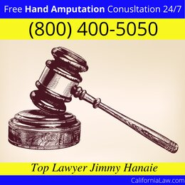 Mount Laguna Hand Amputation Lawyer