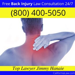 Oakhurst Back Injury Lawyer