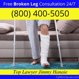 Palomar Mountain Broken Leg Lawyer