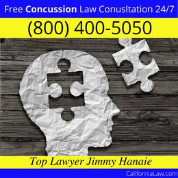 Pebble Beach Concussion Lawyer CA