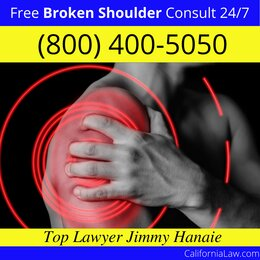 Pinon Hills Broken Shoulder Lawyer