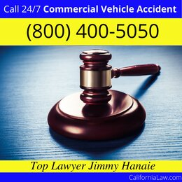 Portola Commercial Vehicle Accident Lawyer