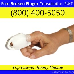 Portola Valley Broken Finger Lawyer