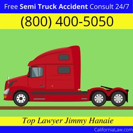 Portola Valley Semi Truck Accident Lawyer