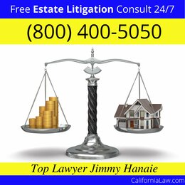 Poway Estate Litigation Lawyer CA