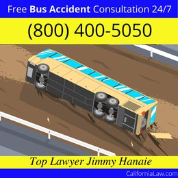 Rail Road Flat Bus Accident Lawyer CA