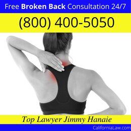 Rancho Cordova Broken Back Lawyer