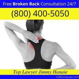 Red Bluff Broken Back Lawyer