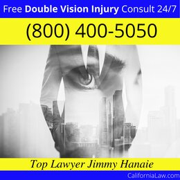 San Carlos Double Vision Lawyer CA