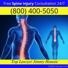 San Juan Bautista Spine Injury Lawyer